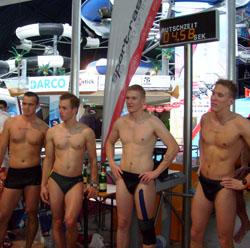 24 Stunden Distanz-Wettrutschen - DARCO sponsert den Weltrekord in der Therme Erding
