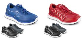 Schuhe bei Hallux Valgus Deformitäten, permanenten Fußschmerzen, Reibung und Aufscheuern im Schuh, Neuropathien, Patienten mit Diabetes, Metatarsalgien, Hallux rigidus - oder limitus, Krallen- oder Hammerzehen, etc.