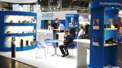 DARCO-Messestand