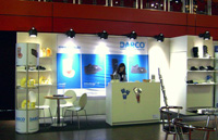 DARCO Messestand